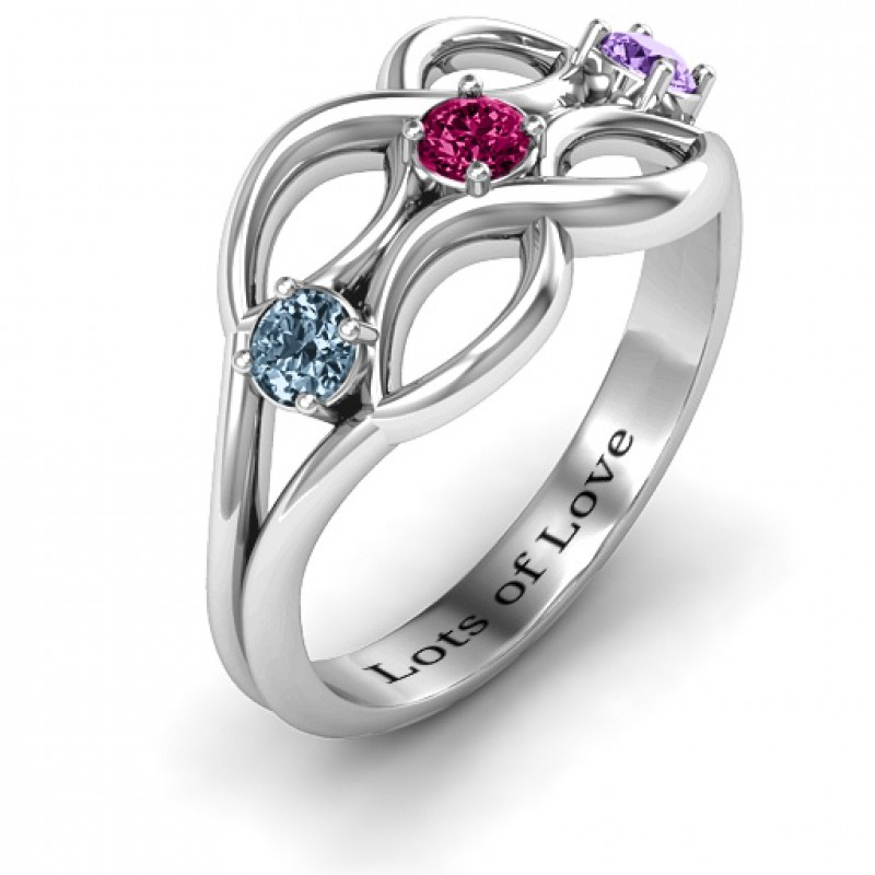 cartel silver ring img infinity double products