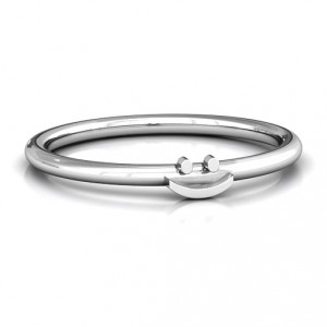 Personalised Stackr Symbol Ring - Handcrafted By Name My Rings™